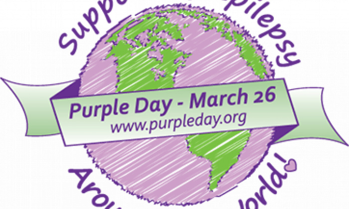26.03. Purple day